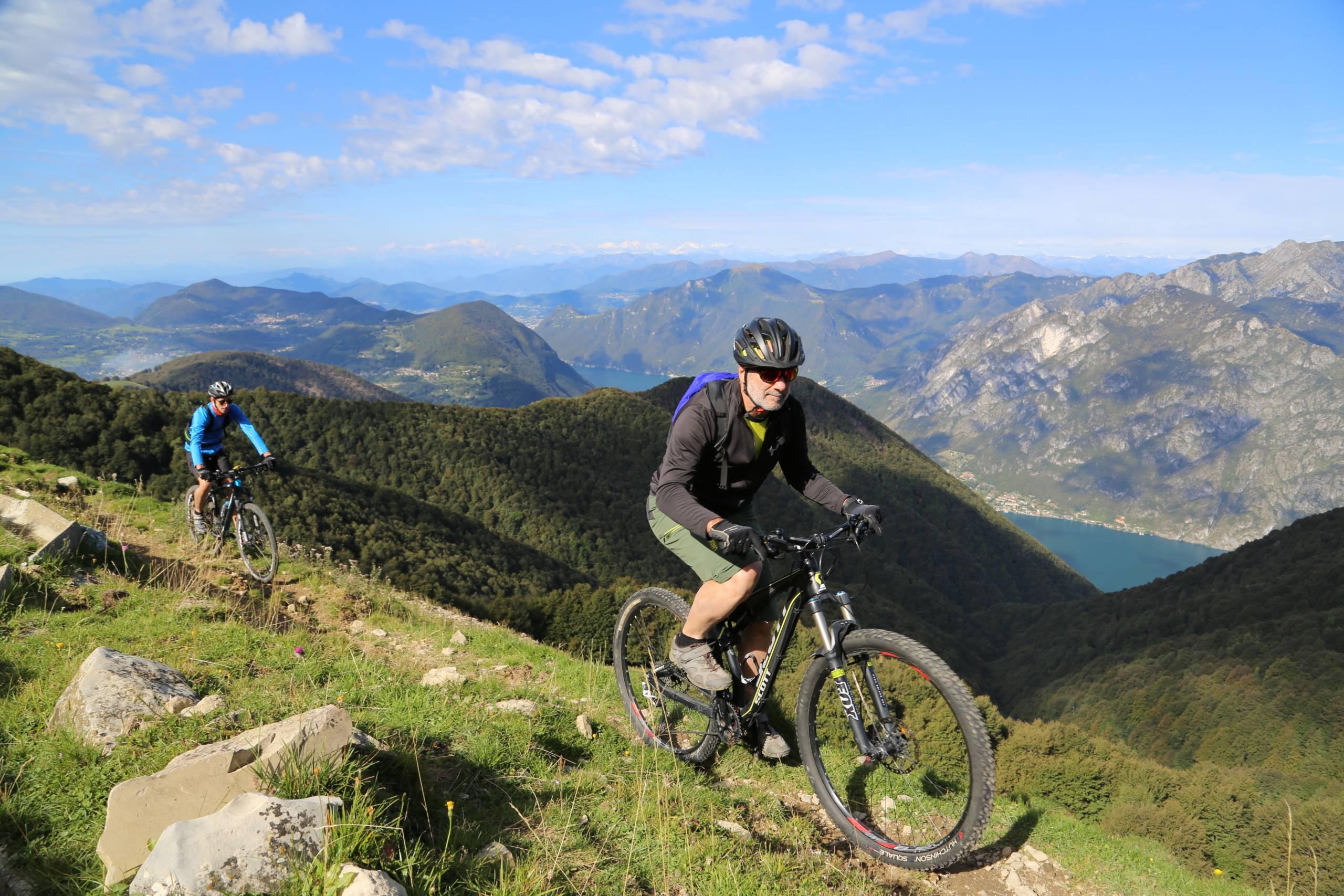 Dal Venini a Tremezzo in bicicletta