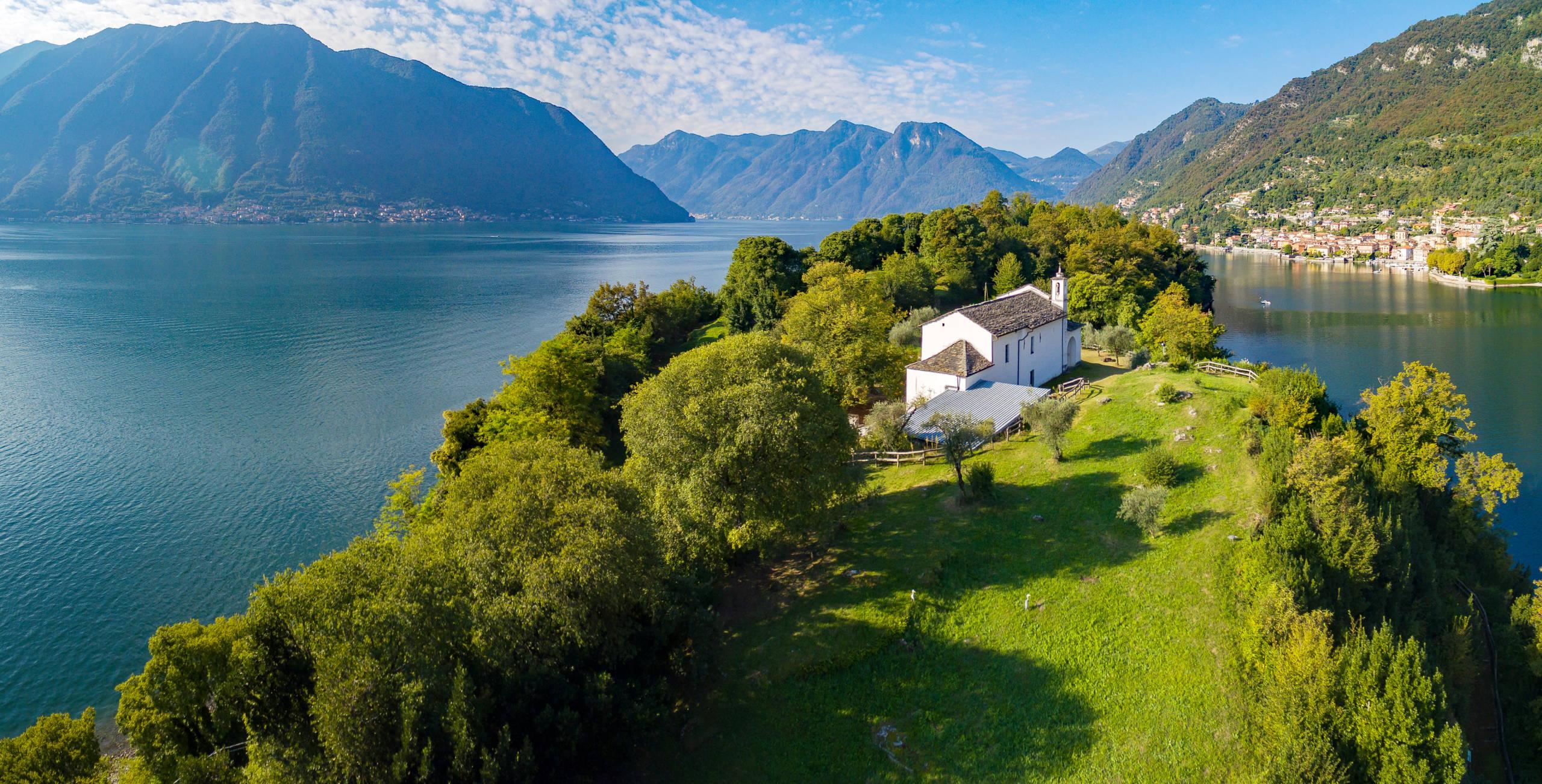 Scopri il lago di Como: il ramo di Como