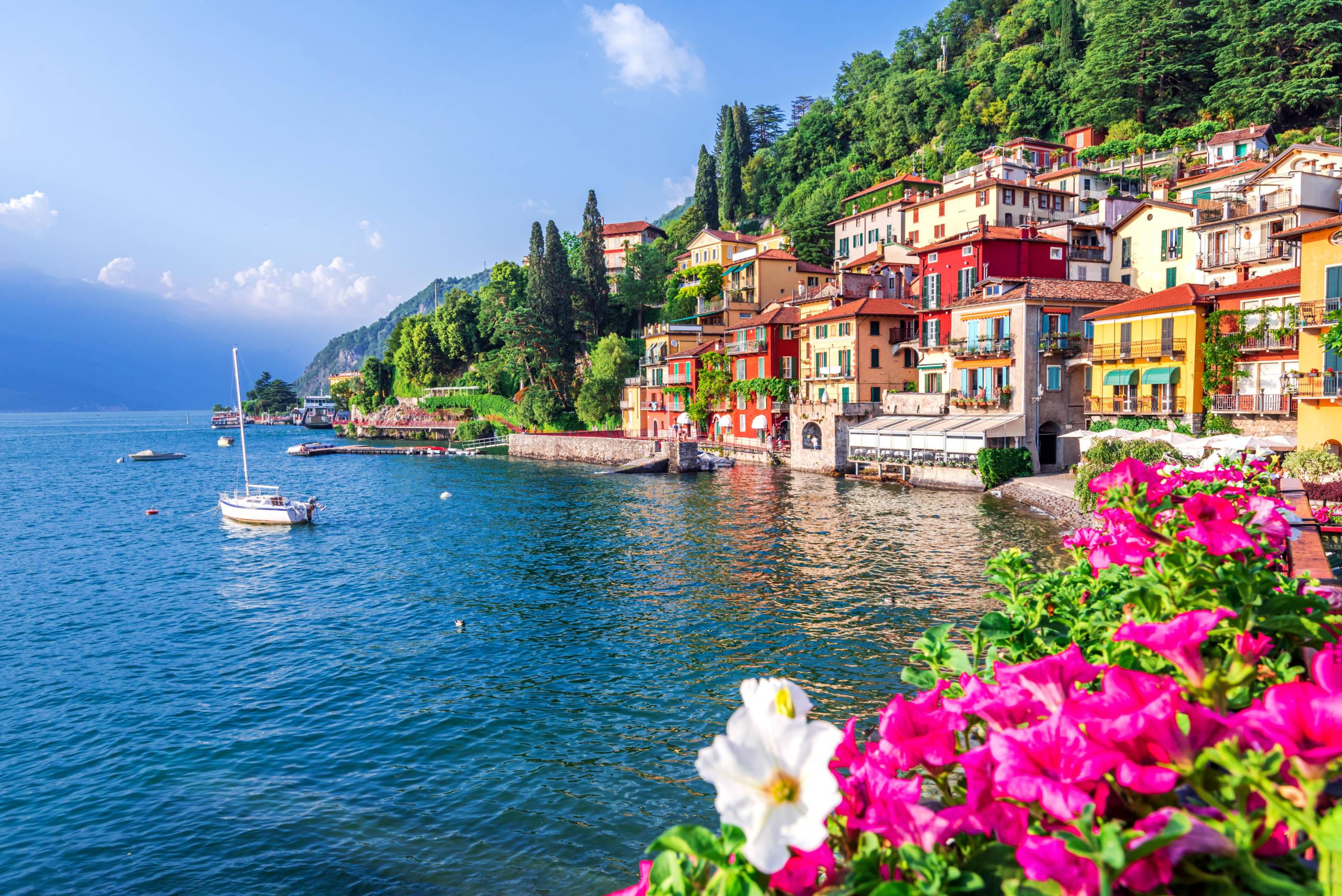 Scopri il lago di Como: il ramo di Lecco