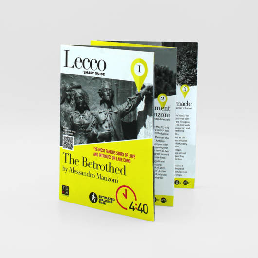 Smart Guide - The betrothed by Alessandro Manzoni