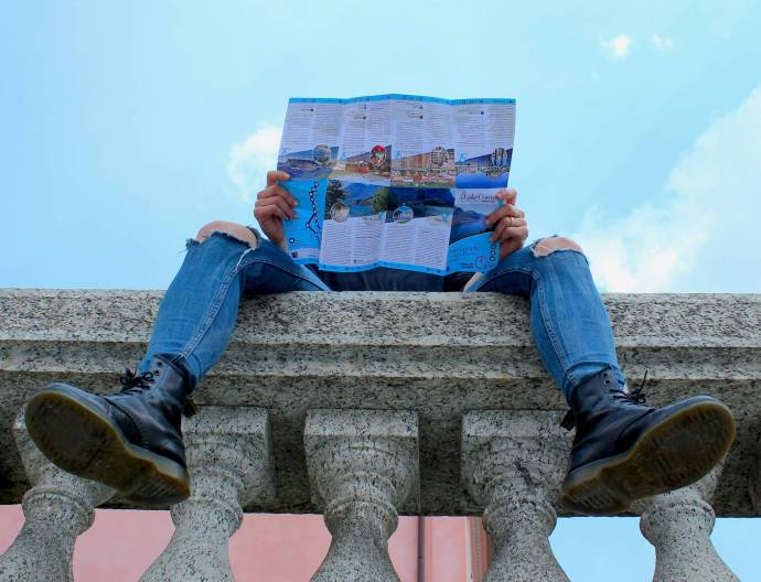 Smart Guide. Visit Lecco